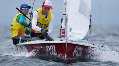 Srebrny medal dla Polski w żeglarstwie. Wielkie zamieszanie po wyścigu
