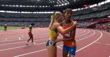 Tokio. Hassan najpierw wywróciła się, później wygrała bieg eliminacyjny na 1500 m