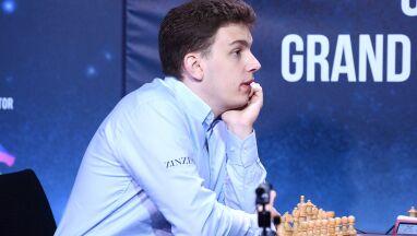 Duda znów lepszy od największej gwiazdy szachów.