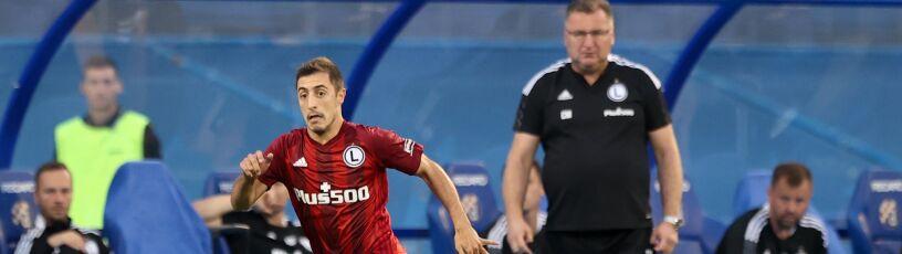 """Trener Legii zadowolony z remisu w Chorwacji. """"Niczego nie zapewnia, ale daje nadzieję"""""""