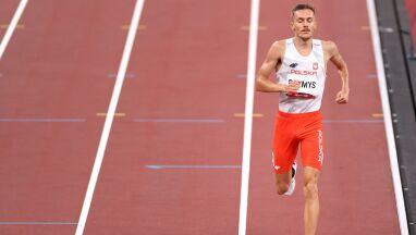 Fantastyczny wynik w finale biegu na 1500 metrów. Rozmys z rekordem życiowym
