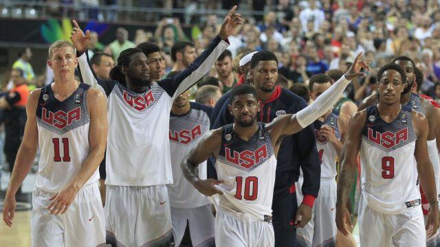 Dawid kontra Goliat w finale MŚ. Serbia potrzebuje cudu, by pokonać USA