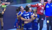 Skrót meczu Francja - Szwecja w drugiej fazie grupowej ME w piłce ręcznej kobiet