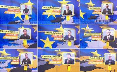 Wyjdą, nie wyjdą? Reporterzy TVN24 BiS trzymają rękę na pulsie