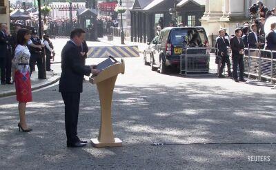 Cameron: wola Brytyjczyków musi być uszanowana