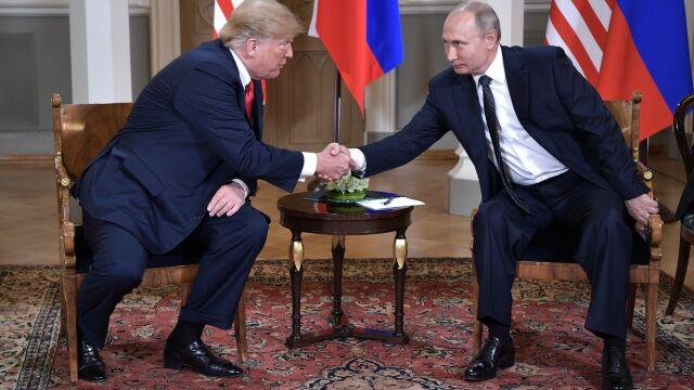 Szczyt Trump - Putin