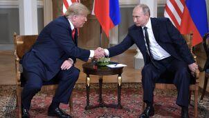 Putin gotowy na spotkanie z Trumpem.