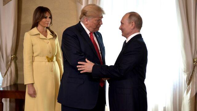 Koordynator amerykańskich agencji wywiadu: nie wiem, co się stało na spotkaniu Putin-Trump