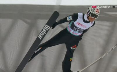 Robert Johansson ustanowił nowy rekord skoczni w Oslo
