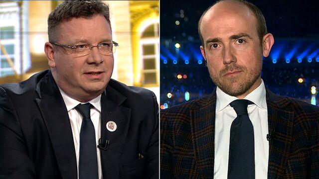"""Michał Wójcik i Borys Budka w """"Faktach po Faktach"""" o postępowaniu w sprawie taśm Kaczyńskiego"""