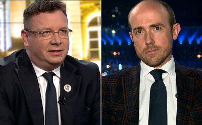 """Michał Wójcik i Borys Budka w """"Faktach po Faktach"""". Cała rozmowa"""