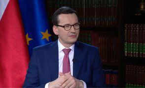 Morawiecki: mam nadzieję, że Andruszkiewicz zostanie oczyszczony z podejrzeń