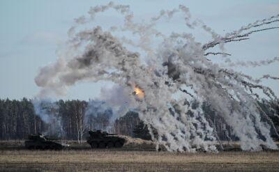 Obchody zbliżającej się 20. rocznicy wstąpienia Polski do NATO na poligonie w Orzyszu