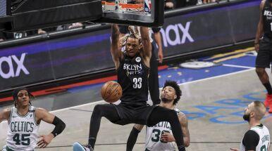 Boston wyrzucony. Lakersi w potrzasku