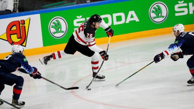 Okazja do rewanżu. Kanada i Finlandia powalczą o złoto mistrzostw świata
