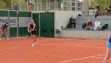 Rosyjska tenisistka w areszcie. W tle gem przegrany zaskakująco gładko