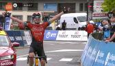 Padun wygrał ostatni etap Criterium du Dauphine, Porte pierwszy w generalce