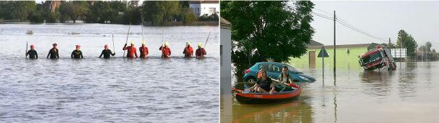 Szukają człowieka porwanego przez powódź