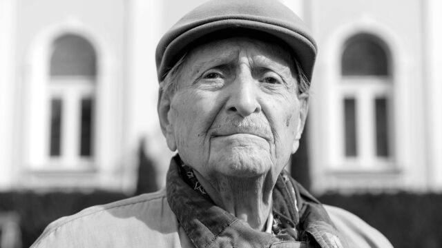 Miał 106 lat. Nie żyje Marko Feingold, najstarszy w Austrii były więzień Auschwitz