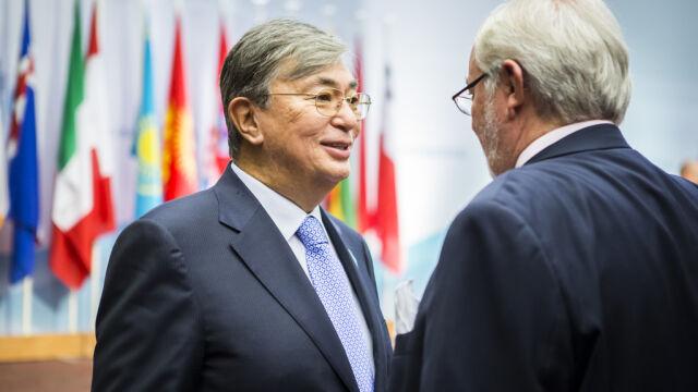 Przetasowania w rządzie. Prezydent Kazachstanu zmienia szefów kluczowych resortów