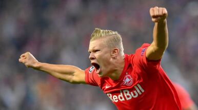 W maju zachwycił w Lublinie. Teraz 19-latek przeszedł do historii Ligi Mistrzów