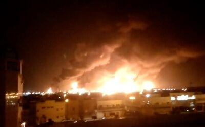 Prezydent USA Donald Trump powściągliwy w sprawie ataku na pola naftowe w Arabii Saudyjskiej