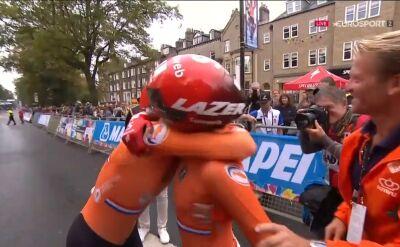 Holandia wygrała drużynowy wyścig sztafet mieszanych w MŚ w Yorkshire