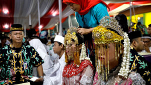 Parlament Indonezji przeciwko małżeństwom dzieci