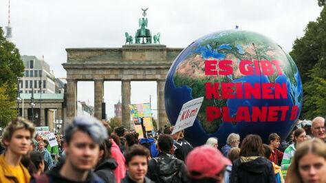 Ogólnoświatowy protest przeciwko zmianom klimatycznym