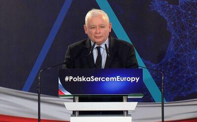 Jarosław Kaczyński - kandydat w plebiscycie Mistrz Riposty 2019