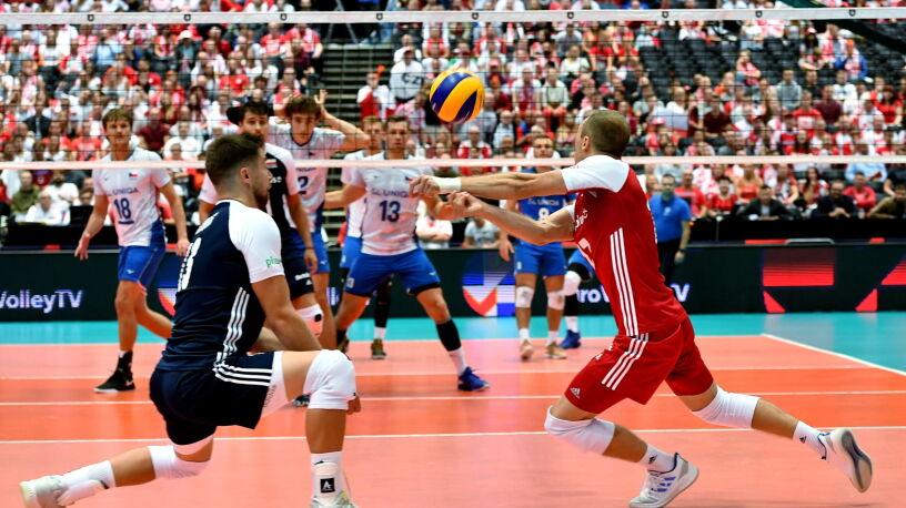 Mistrzostwa Europy siatkarzy. Sytuacja w grupie Polaków po meczu z Czechami