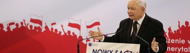 Kaczyński: przy całym szacunku dla pani Kidawy-Błońskiej, to Beatą Szydło ona nie jest