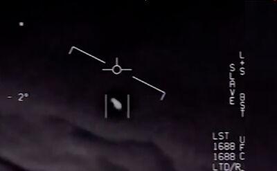 Niezidentyfikowane obiekty pojawiały się na trasach samolotów