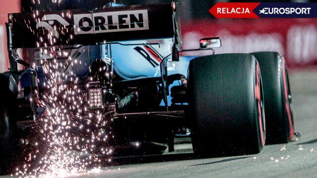 Kubica po staremu. Leclerc z pole position w Singapurze