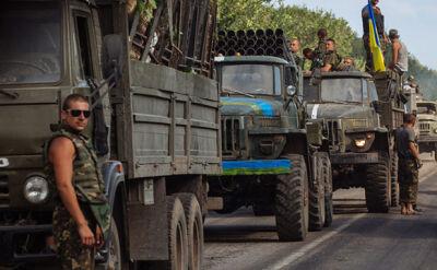 Rosja wysyła do Ukrainy konwój z pomocą
