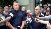 Policja: mężczyzna zatrzymany w sprawie zabójstwa dziewczynki - zamieszkały poza powiatem świdnickim
