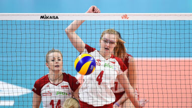 Polki bez szans w starciu z Chinkami. Azjatki wygrały w zaledwie 80 minut