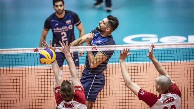 Trzygodzinna walka Polaków. Iran uratował się w tie-breaku