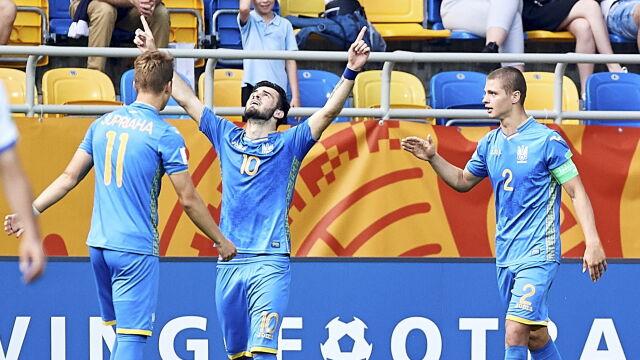 Ukraina w finale młodzieżowego mundialu po dramacie Włochów. O tytuł zagra z Azjatami