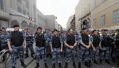 Zatrzymania uczestników moskiewskiego marszu