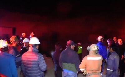 Strajk chilijskich górników