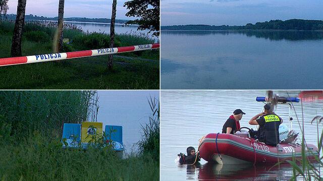 37. utonięcie w czerwcu. Miał 18 lat. Wskoczył z rowerka do wody i zniknął