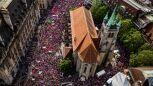 Szwajcarki strajkowały na rzecz równouprawnienia płacowego