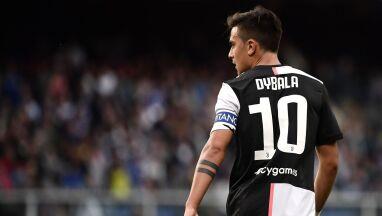 Dybala ofiarą transferu Cristiano Ronaldo