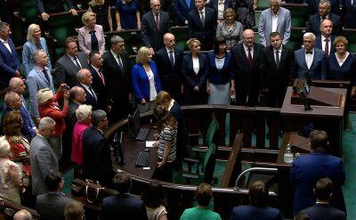 Polityczne przetasowania w Sejmie