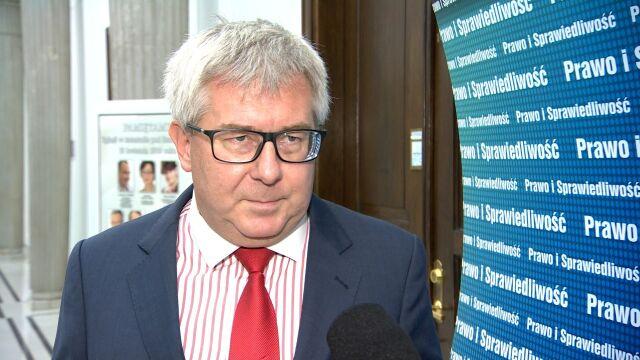 Ryszard Czarnecki komentuje wyrok w procesie Tomasza Arabskiego