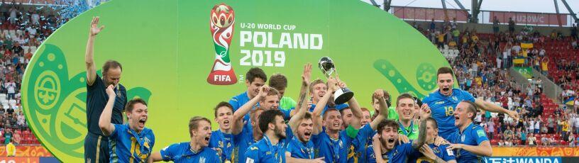 Cztery gole w finale w Łodzi. Ukraina historycznym mistrzem