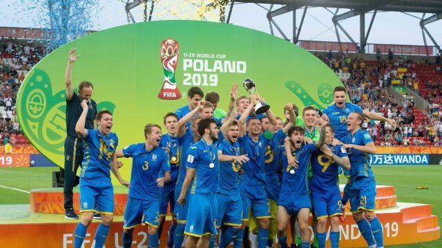 Cztery gole w finale w Łodzi. Ukraina historycznym mistrzem świata