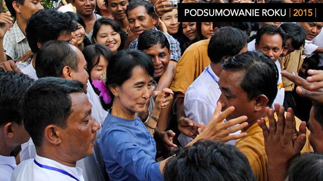 Wielki powrót Birmy.  Rok zmian na południu Azji