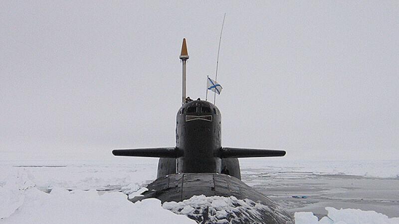 """Rosjanie są """"bardzo aktywni"""" pod oceanami"""